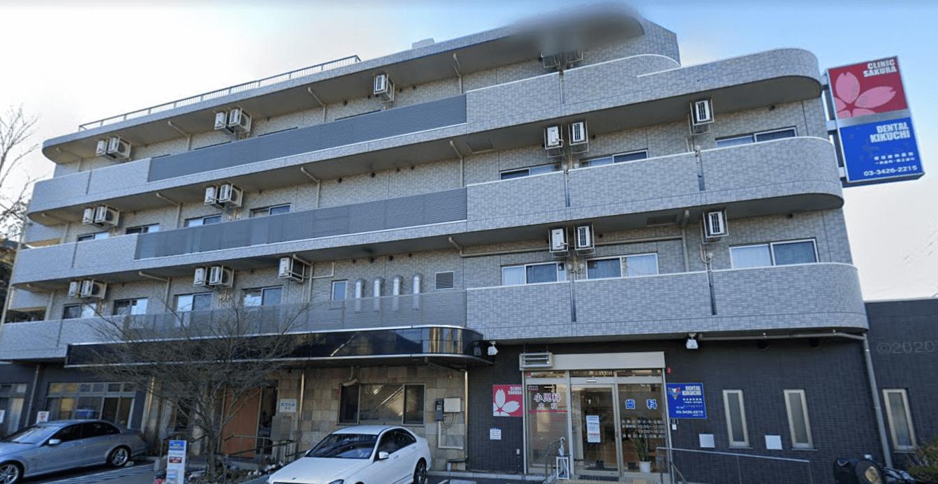 ボンセジュール経堂