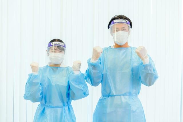 【茨城】日給3万~4万の高待遇!コロナワクチン予防接種