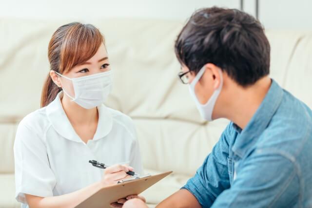 【京都】コロナワクチン予防接種のお仕事